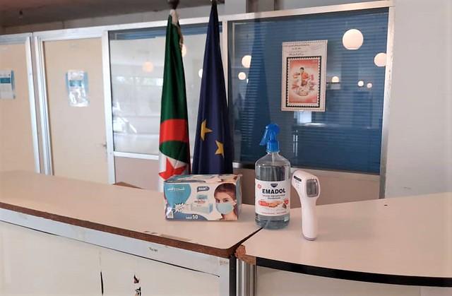 P3A – Programme d'Appui à la mise en œuvre de l'Accord d'Association Algérie – UE