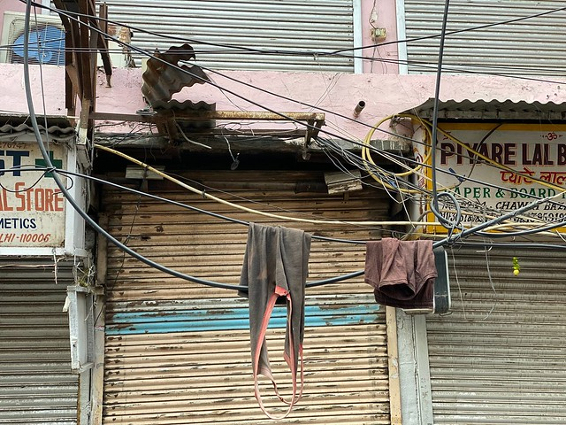 Home Sweet Home - Houseless Men's Wardrobe, Chawri Bazar