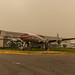 Museum of Flight during the Wildfire Smoke (September 2020)