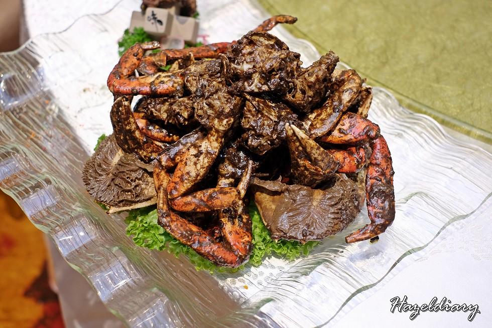 Long Beach Seafood Robertson Quay-Black pepper sauce crab
