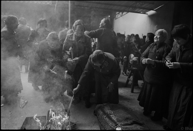 2011.04.06.[2] Zhejiang Yuyue Town Hudun Temple Qingming Festival (first shot) 浙江禹越镇 湖墩庙二清明节(第一次拍摄)-33