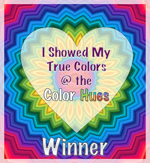 Color Hues - Challenge Winner