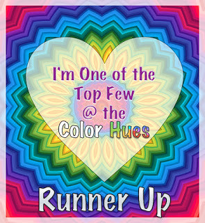 Color Hues - Runner Up