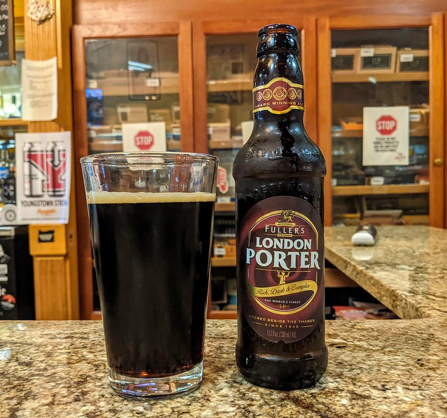 Fuller's London Porter My favorite