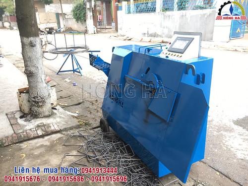 Máy móc công nghiệp: Mua máy bẻ đai tự động HBD8 Hồng Hà với nhiều ưu đãi lớn. 50348242996_76f3b41016