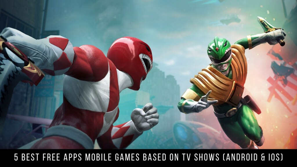 5 Best Free Apps Mobile Games Based On TV Shows (Android & iOS)