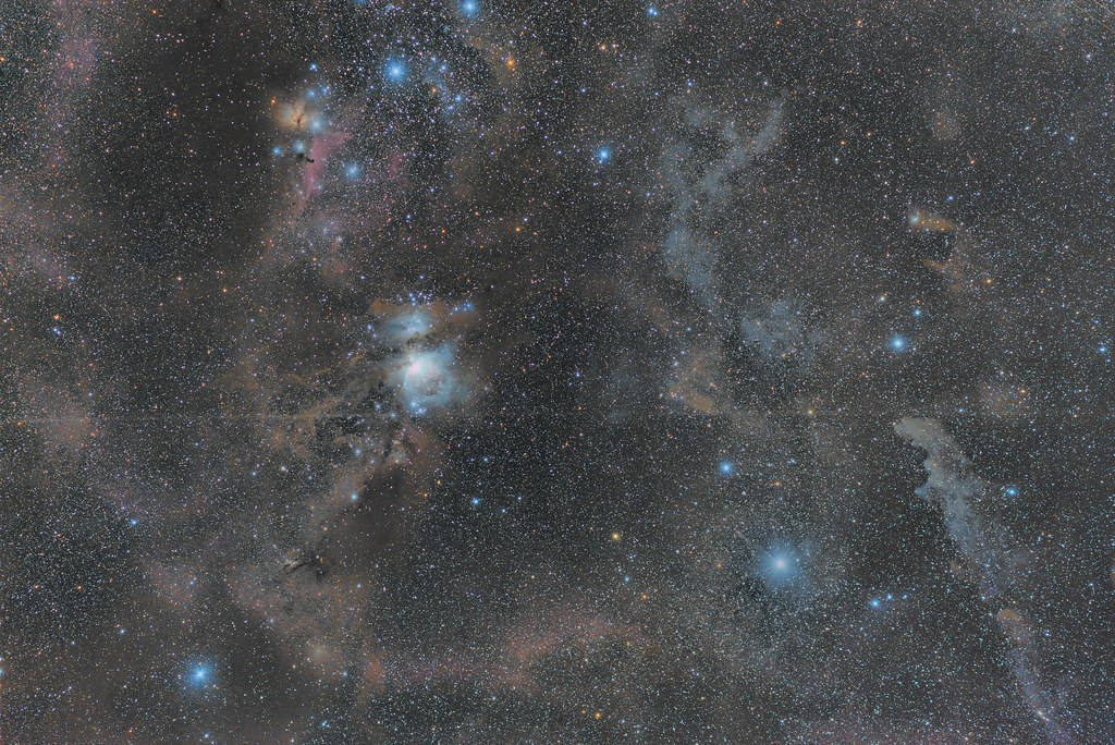 Re-arrange of Orion (Again^2)