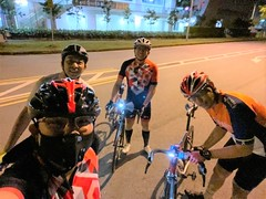 Night ride 14 Sep