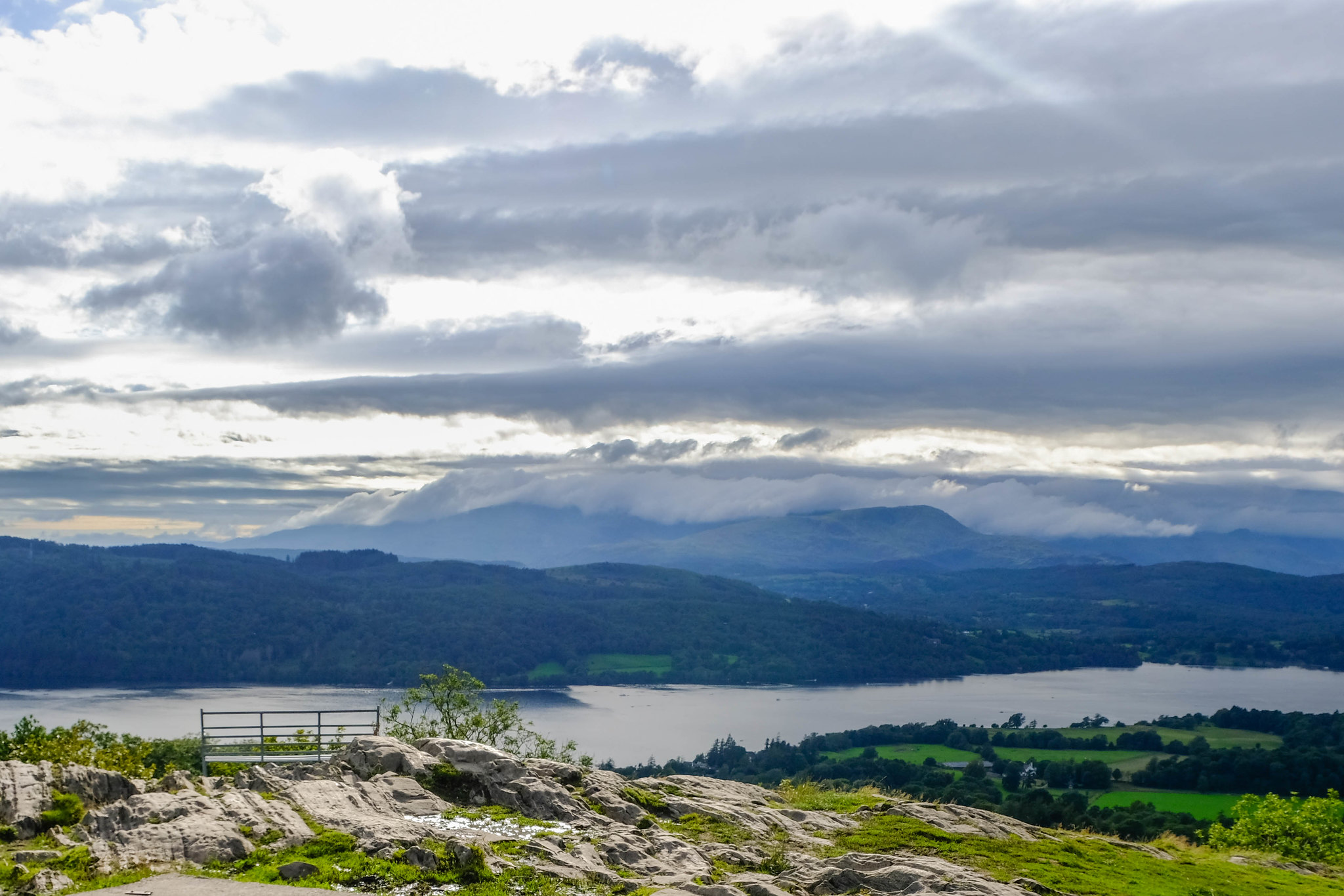 Orrest Head Viewpoint in Windermere