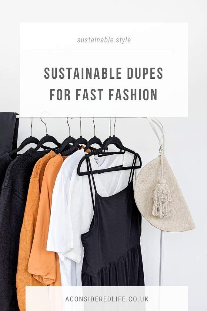 Sustainable Alternatives To Fast Fashion Trends