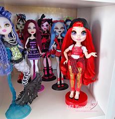Rainbow High Ruby Anderson Doll