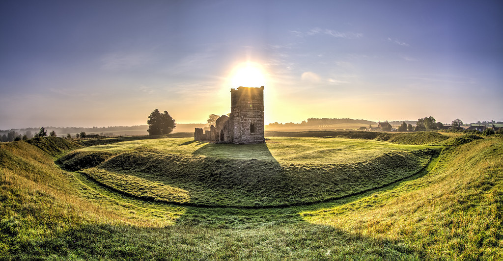 Early Morning at Knowlton