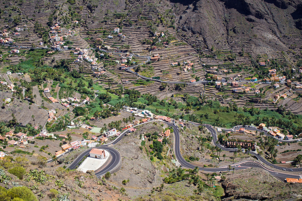 Vistas de Valle Gran Rey