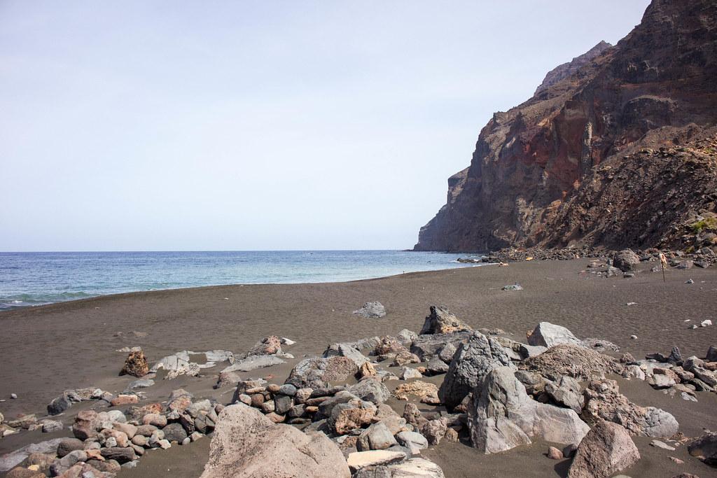 Playa del Inglés en Valle Gran Rey