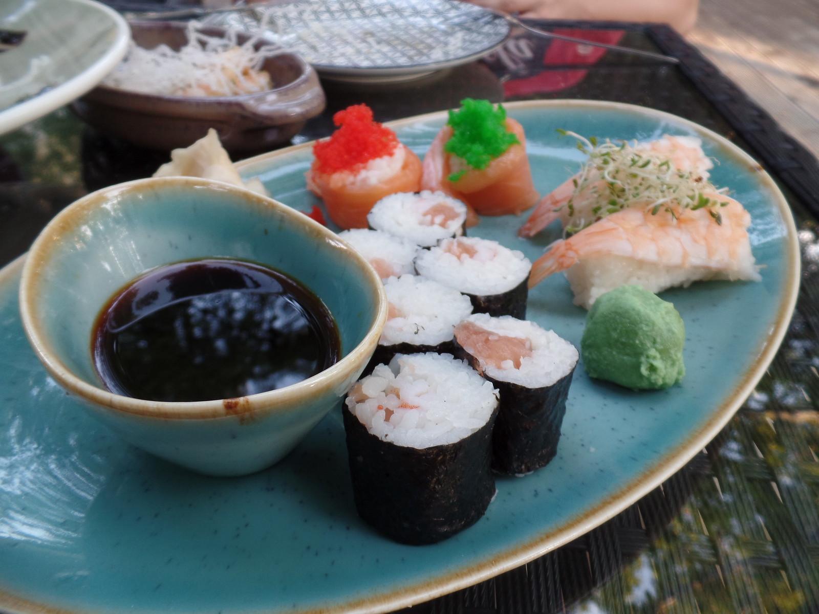 Sushi és tapas egy helyen? Szegeden immáron ez is lehetséges