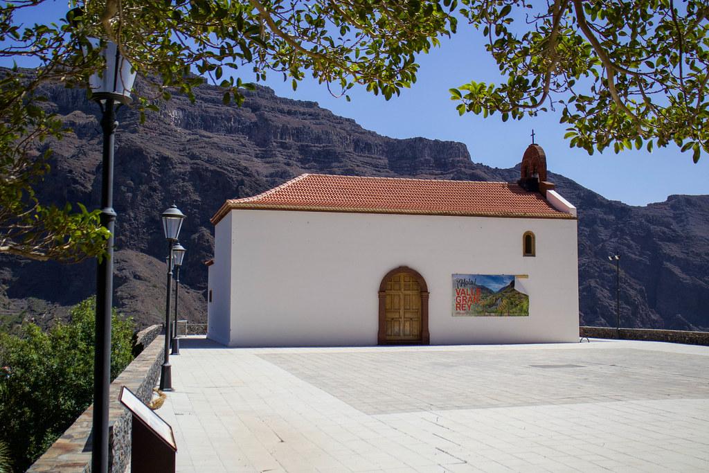 Ermita de San Antonio en Valle Gran Rey