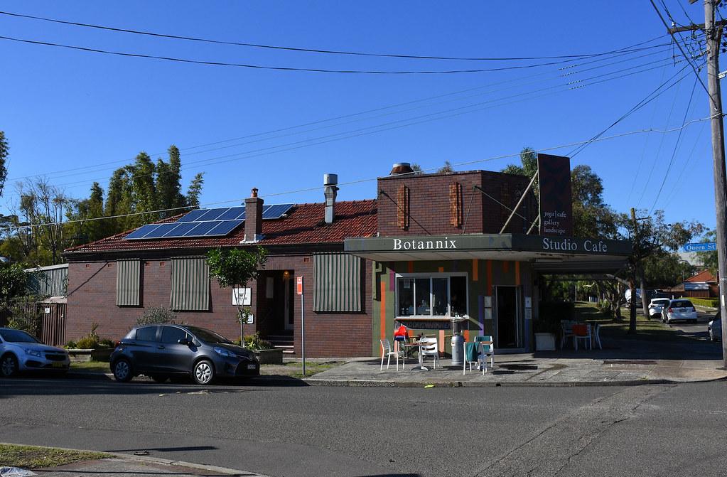 Studio Cafe, Botany, Sydney, NSW.