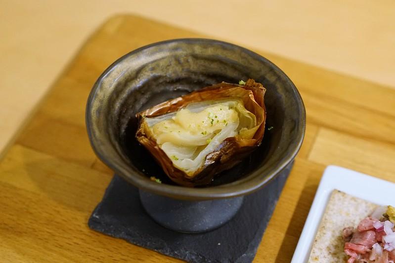 Noix de Coco_焼き玉ねぎと味噌