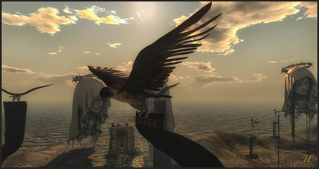 Let's soar...