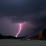 28. August 2020 - 23:16 - Upcoming Storm, Rosendahl-Darfeld, Germany
