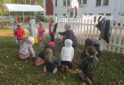 Kindergarten counting