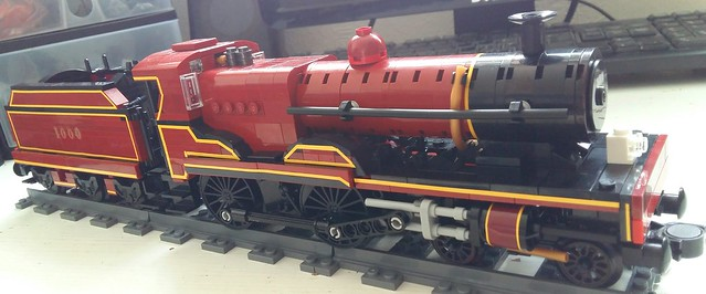 LMS Fowler 4-4-0 Compound