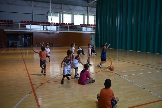 16.09.20 Entrenament Escola de Bàsquet