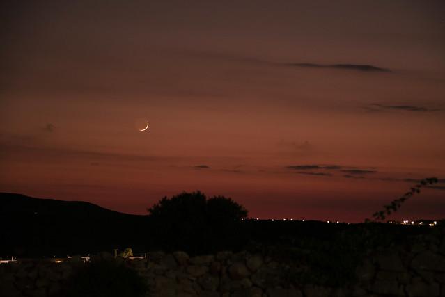 Cythera - new moon