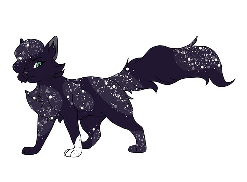 Moonpelt by Horsemist | by BlogClan