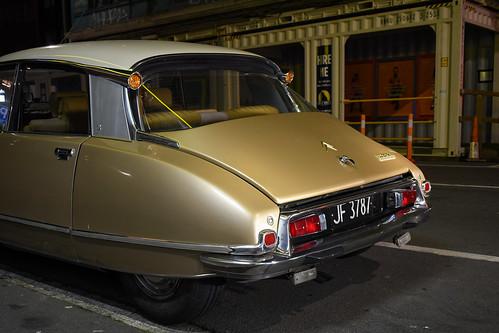 <p>1972 Citroën DS 21</p>