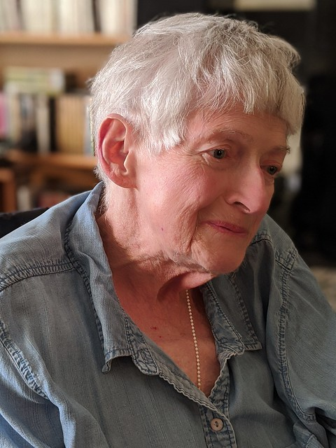 Portrait of Nana