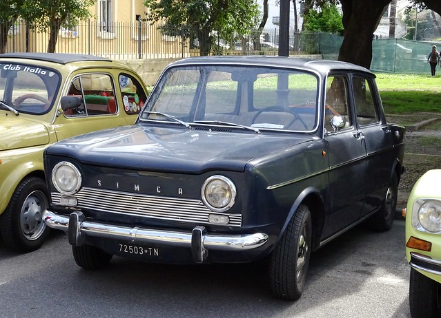 1965 Simca 1000