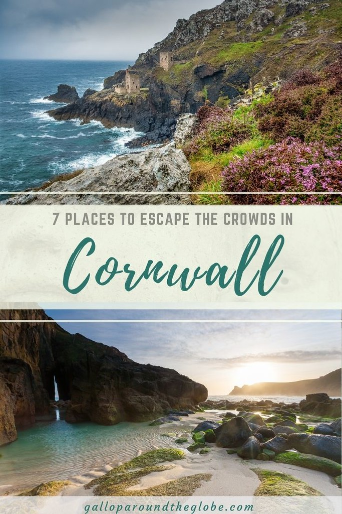7 Places to Escape the Crowds in Cornwall, England _ Gallop Around The Globe