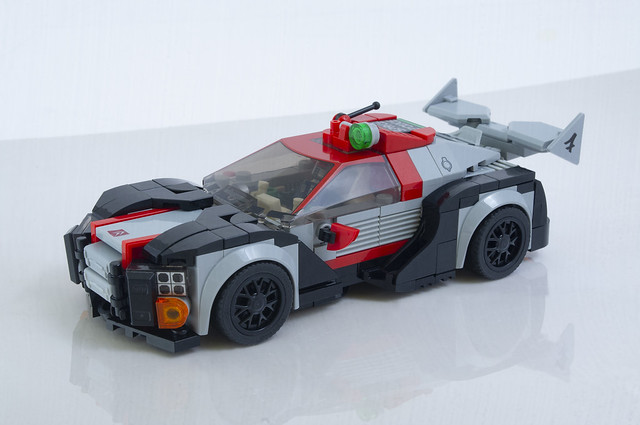 Speed Champions Citroen Space Police (01)