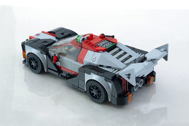 Speed Champions Citroen Space Police (02)