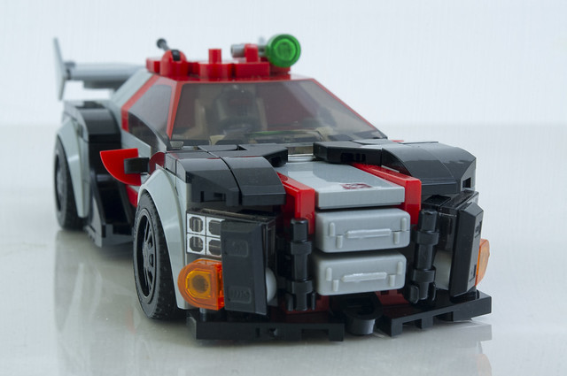 Speed Champions Citroen Space Police (05)