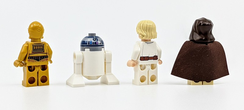 75290: LEGO Star Wars Mos Eisley Cantina Review