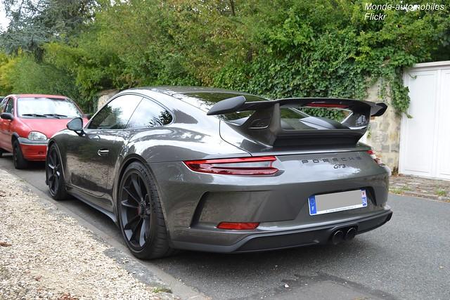 Porsche 911 GT3 991 MKII