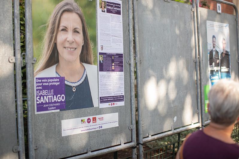 2020-09-16 - Déplacement Olivier Faure pour soutenir Isabelle Santiago à Alfortville