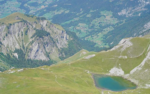 2020-08-21 (08) Lac du Mont Charvin & Vallée de Manigod