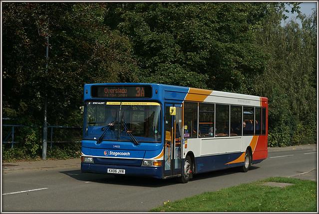 Stagecoach 34833