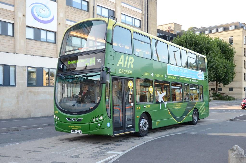 Air Decker WA64 GXW, Bath