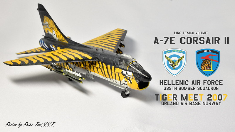 1/72 A-7E Corsair II HAF TigerMeet 2007