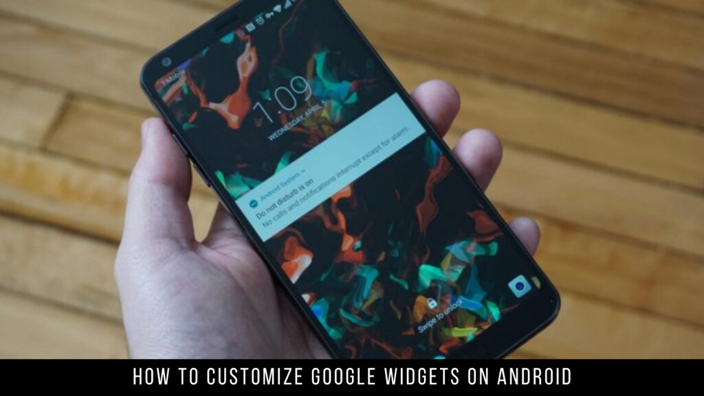How to Customize Google Widgets on Android