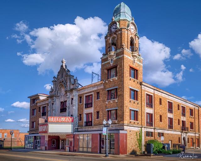 Midway Theater, Rockford, Illinois (2 of 2)