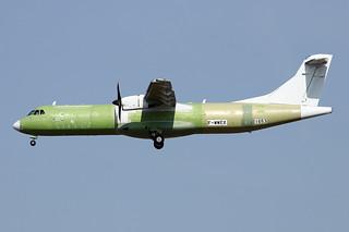 ATR 72-600F - FedEx  - F-WWEX - s/n 1653