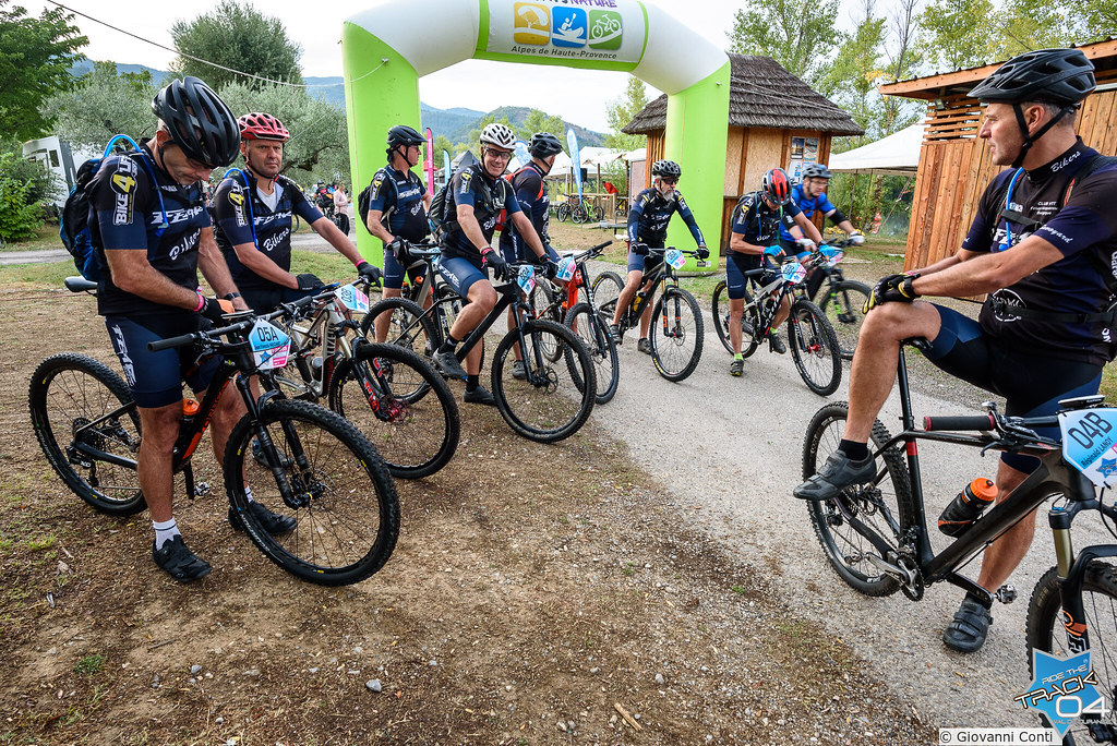 Ride The Track 04 Val de Durance 2020 - Day 1