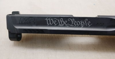 We the People - Gun Engraving