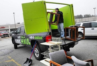 junk removal saugus