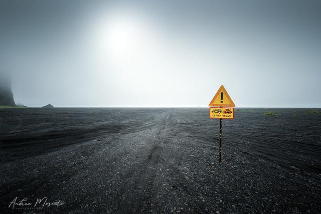 Hjörleifshöfði Road (Iceland)